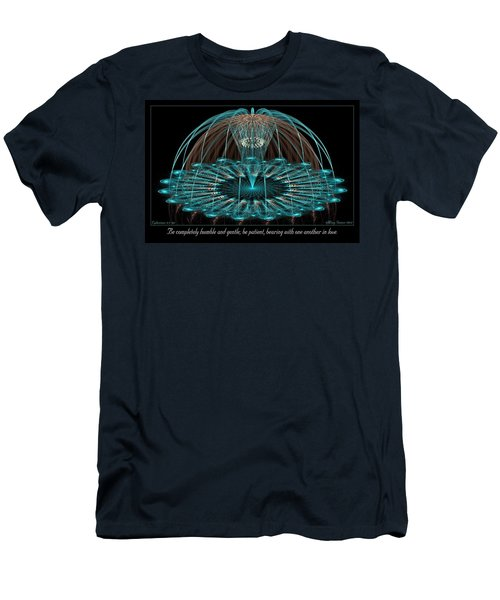 Humble And Gentle Men's T-Shirt (Athletic Fit)