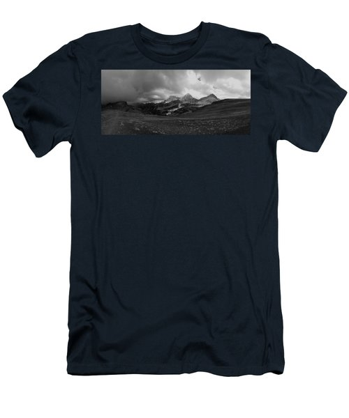 Hurricane Pass Storm Men's T-Shirt (Slim Fit) by Raymond Salani III