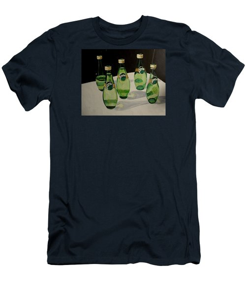I Love Perrier Men's T-Shirt (Athletic Fit)