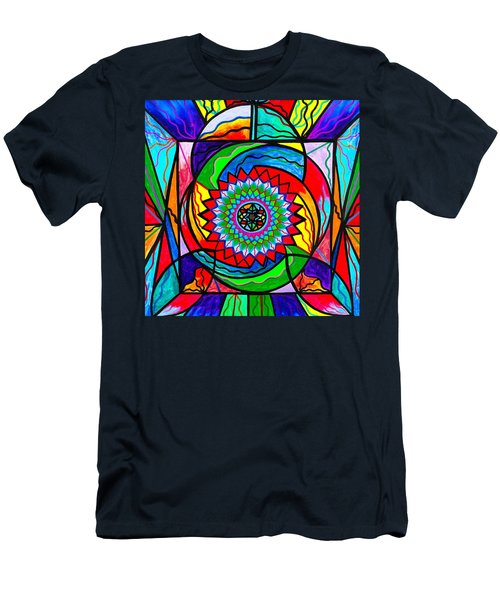 I Trust Myself To Create Men's T-Shirt (Athletic Fit)