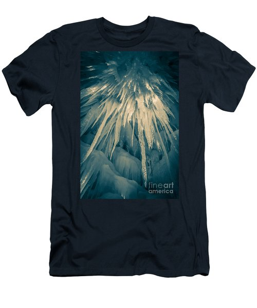 Ice Cave Men's T-Shirt (Slim Fit)
