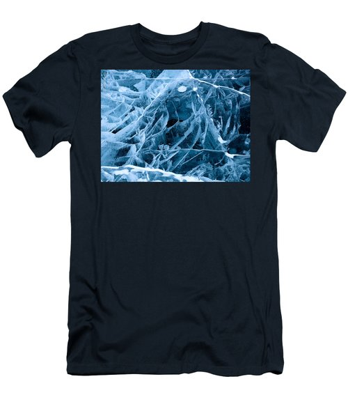 Ice Triangle Men's T-Shirt (Athletic Fit)