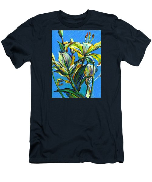 Illuminated  Men's T-Shirt (Athletic Fit)