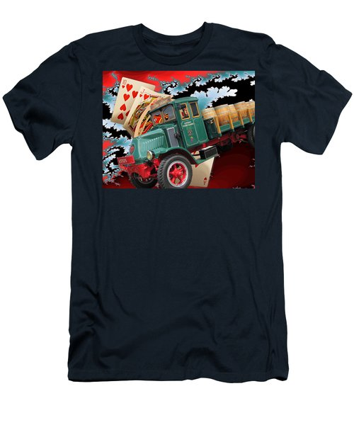 In A Dream Men's T-Shirt (Athletic Fit)