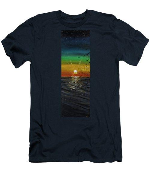 In Dreams Men's T-Shirt (Athletic Fit)