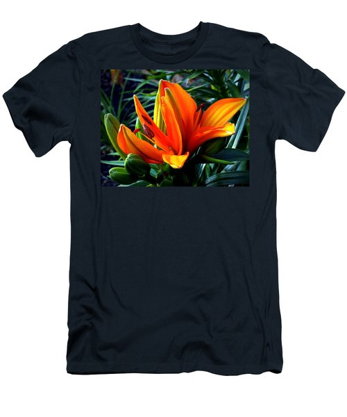 In The Tropics Men's T-Shirt (Athletic Fit)
