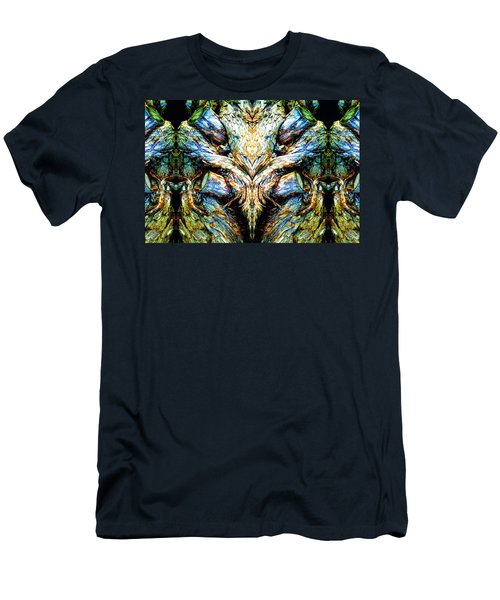Ingrained Wings Men's T-Shirt (Athletic Fit)