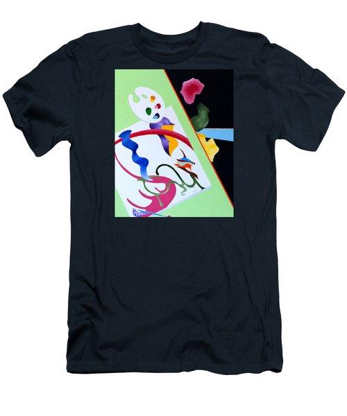 Inspiration Men's T-Shirt (Slim Fit) by Thomas Gronowski