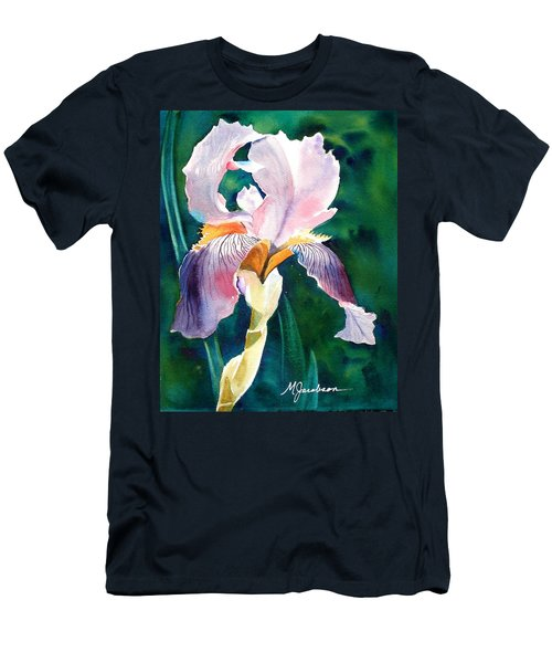 Iris 1 Men's T-Shirt (Athletic Fit)