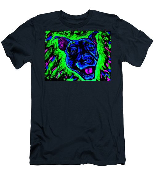 It's A Pitty Black Light Men's T-Shirt (Slim Fit) by Lisa Brandel