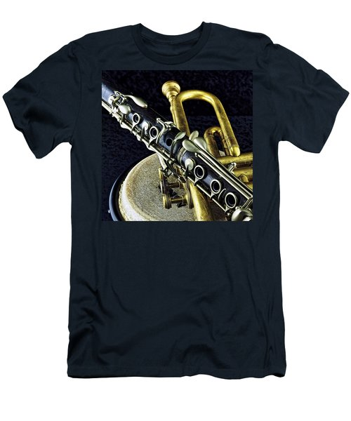Jazz Men's T-Shirt (Athletic Fit)