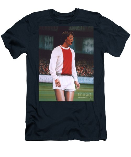 Johan Cruijff  Men's T-Shirt (Athletic Fit)