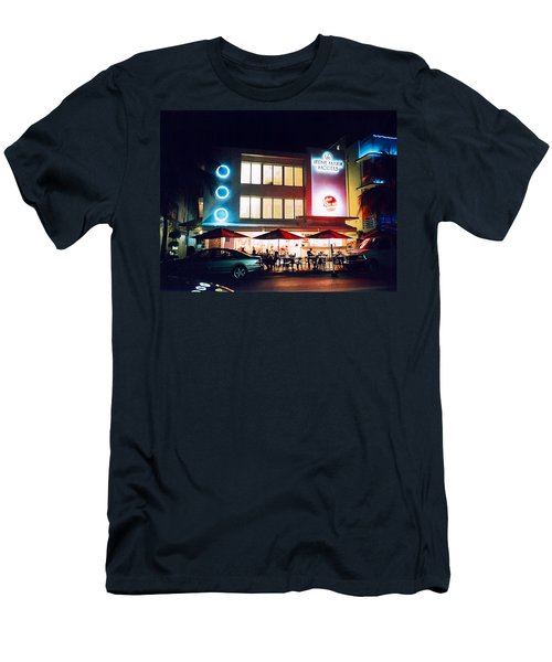 Johnny Rockets Polaroid Men's T-Shirt (Athletic Fit)