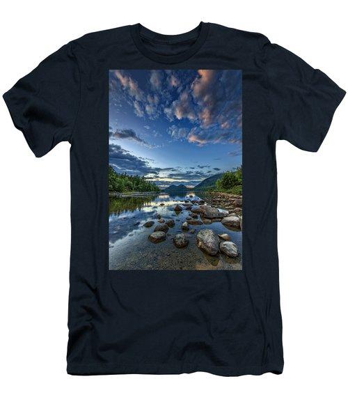 Jordan Pond Men's T-Shirt (Athletic Fit)