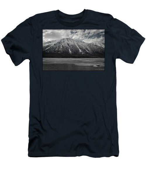Kenai Lake Men's T-Shirt (Athletic Fit)
