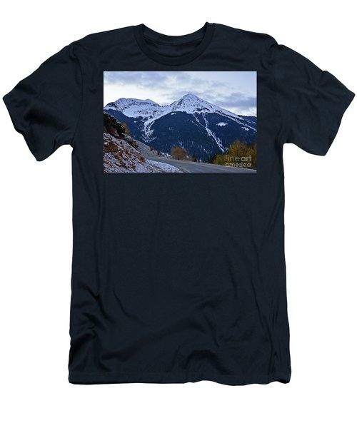 Kendall Mountain Morning Men's T-Shirt (Athletic Fit)
