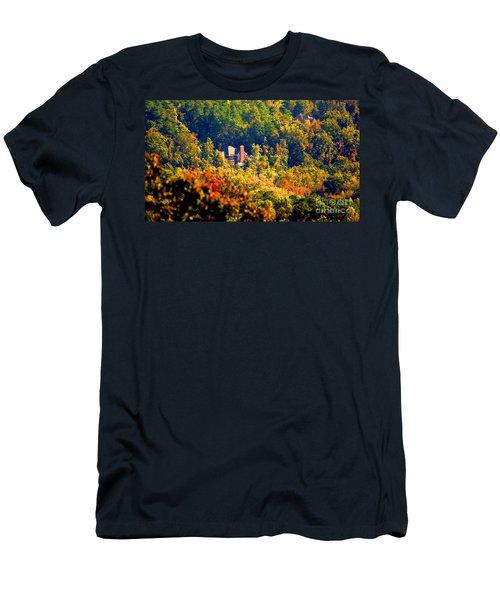 Kennesaw Hideout Men's T-Shirt (Athletic Fit)