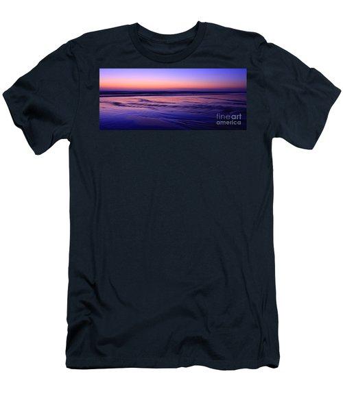 La Jolla Shores Twilight Men's T-Shirt (Athletic Fit)