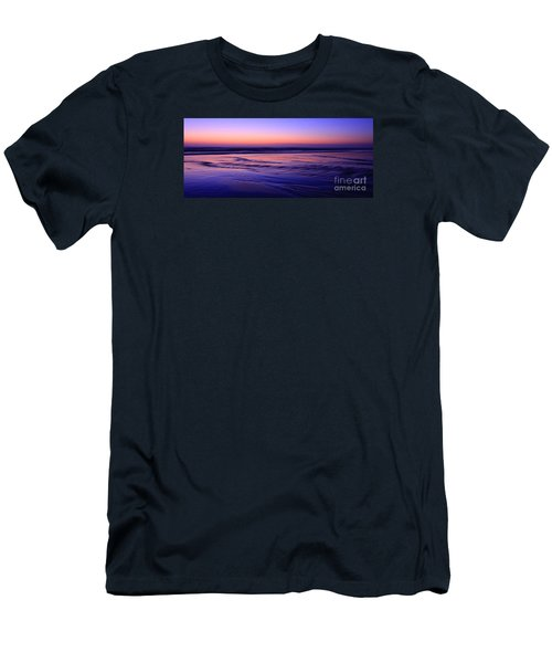 La Jolla Shores Twilight Men's T-Shirt (Athletic Fit)