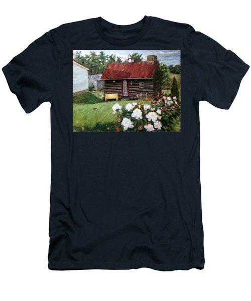 La006 Men's T-Shirt (Athletic Fit)