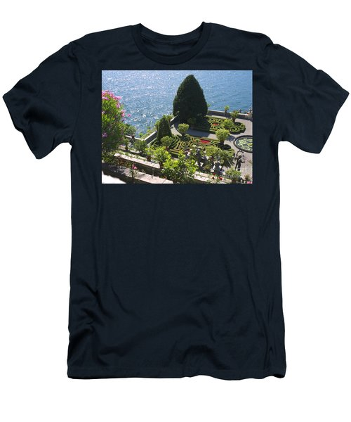 Lake Maggiore Magic Men's T-Shirt (Athletic Fit)