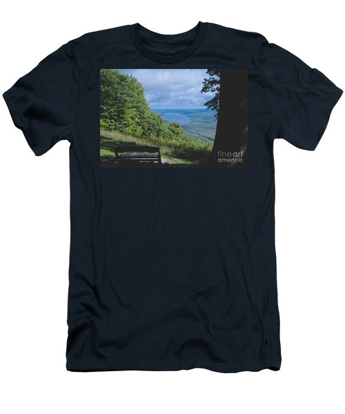 Lake Vista Men's T-Shirt (Athletic Fit)