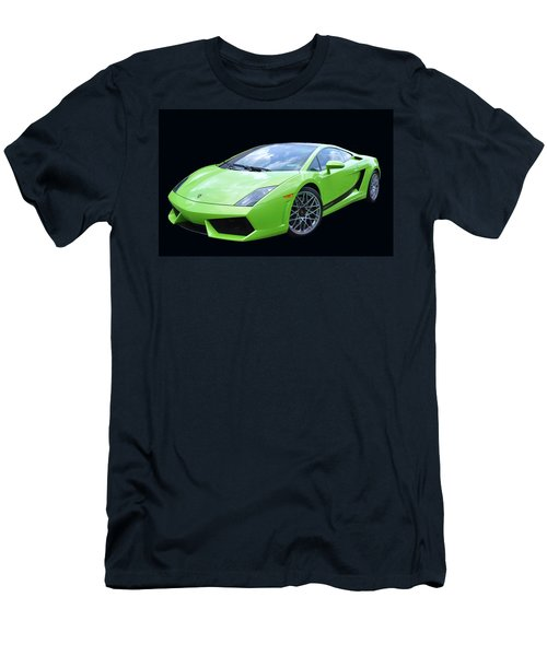 Lambourghini Salamone  Men's T-Shirt (Athletic Fit)