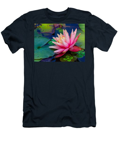 Lily Pond Men's T-Shirt (Athletic Fit)