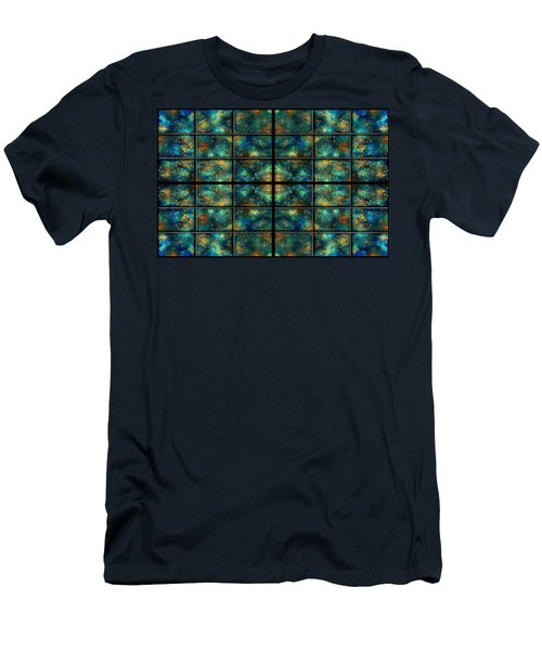 Limitless Night Sky Men's T-Shirt (Athletic Fit)