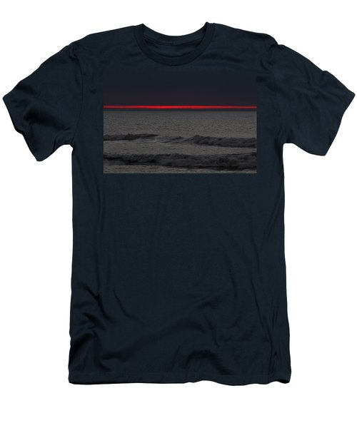 Line Of Fire Men's T-Shirt (Athletic Fit)