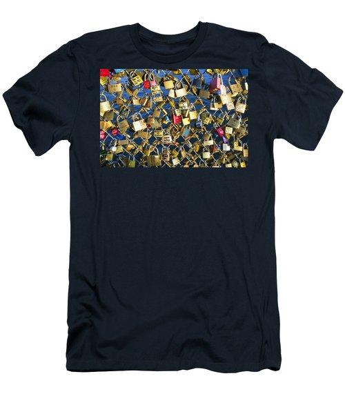 Locks Of Love Men's T-Shirt (Athletic Fit)