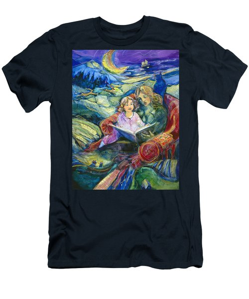 Magical Storybook Men's T-Shirt (Athletic Fit)