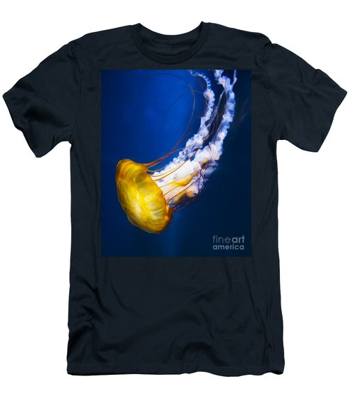 Majestic Jellyfish Men's T-Shirt (Athletic Fit)