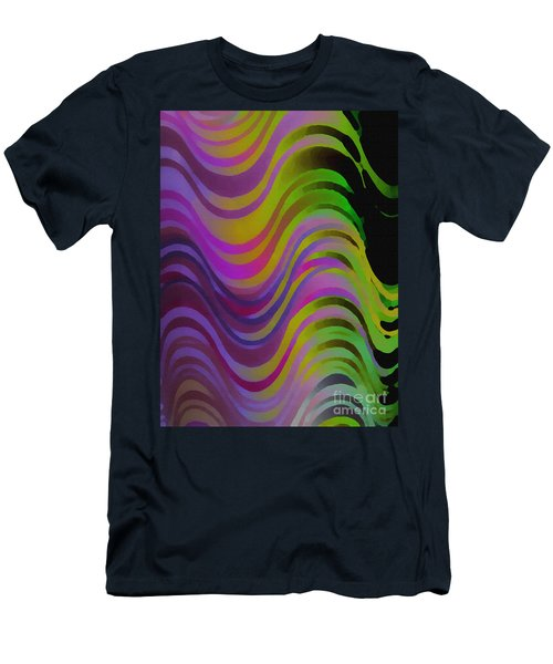 Making Waves Men's T-Shirt (Athletic Fit)