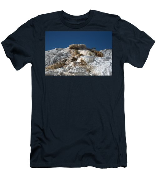Mammoth Hotsprings 4 Men's T-Shirt (Athletic Fit)