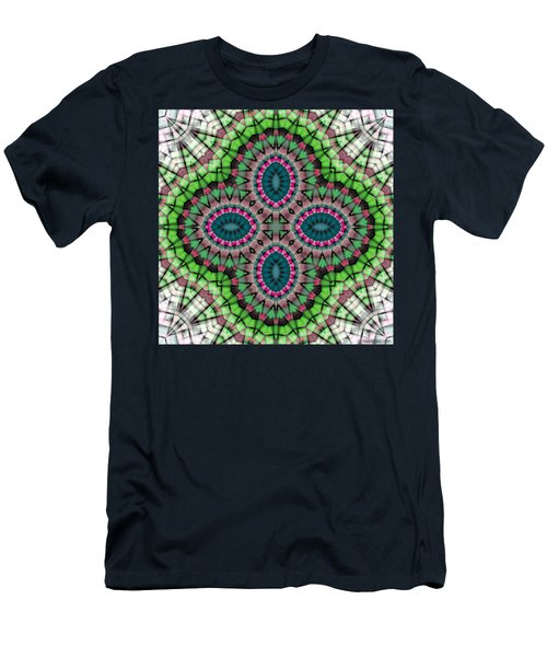Mandala 111 Men's T-Shirt (Athletic Fit)
