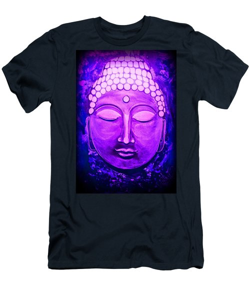 Mandi's Buddha Men's T-Shirt (Athletic Fit)