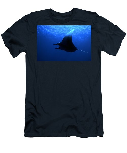 Manta Ray Men's T-Shirt (Athletic Fit)