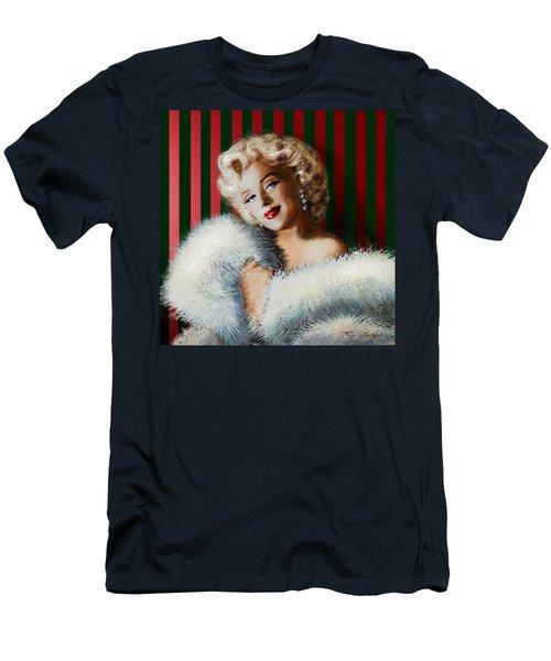 Marilyn 126 D 3 Men's T-Shirt (Athletic Fit)