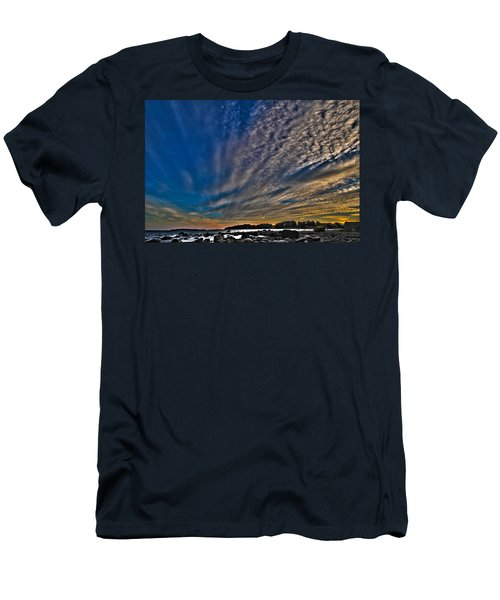 Masterpiece By Nature Men's T-Shirt (Athletic Fit)