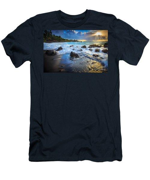 Maui Dawn Men's T-Shirt (Athletic Fit)