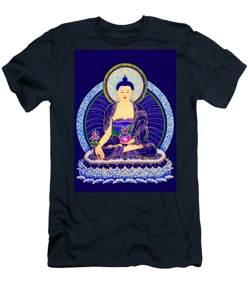 Medicine Buddha 6 Men's T-Shirt (Athletic Fit)