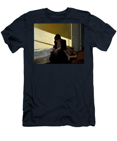 Mending Men's T-Shirt (Athletic Fit)