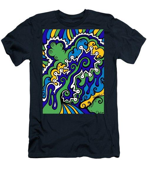 Mental Piracy Men's T-Shirt (Athletic Fit)