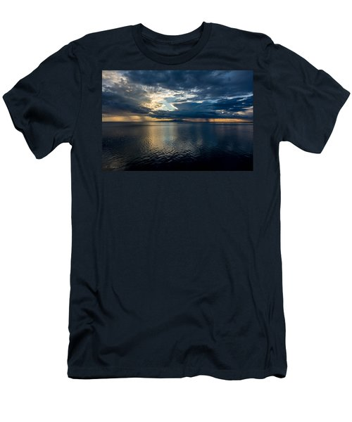 Midnight Majesty Men's T-Shirt (Athletic Fit)