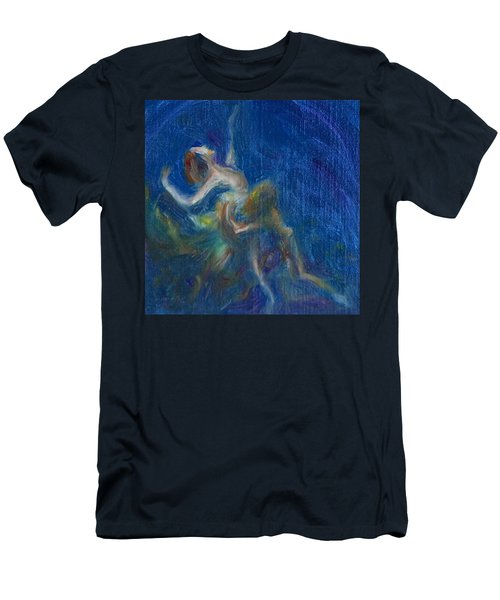 Midsummer Nights Dream Men's T-Shirt (Slim Fit) by Quin Sweetman