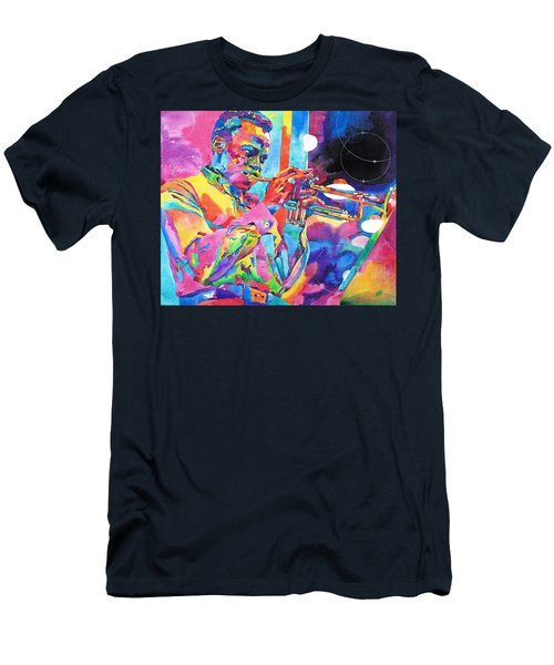 Miles Davis Bebop Men's T-Shirt (Athletic Fit)