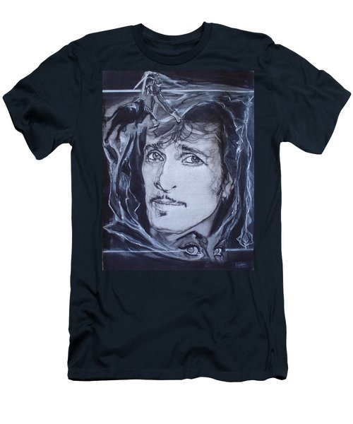 Mink Deville - Coup De Grace Men's T-Shirt (Slim Fit) by Sean Connolly