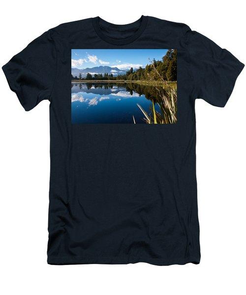 Mirror Landscapes Men's T-Shirt (Athletic Fit)