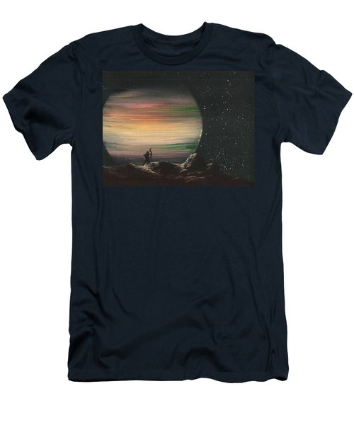 Moonhunter Men's T-Shirt (Athletic Fit)